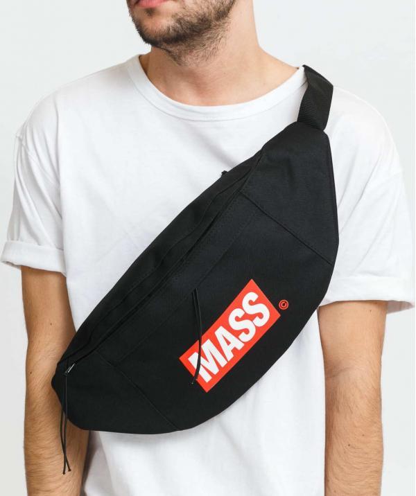 Mass DNM Hip Case XXL Box černá