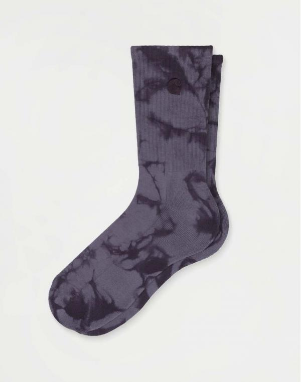 Carhartt WIP Vista Socks Dark Iris / Provence