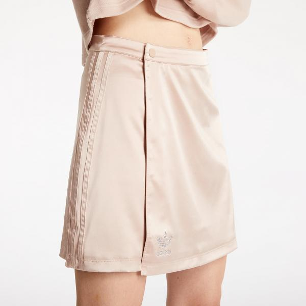 adidas 2000 Luxe Wrap Skirt Ash Pearl