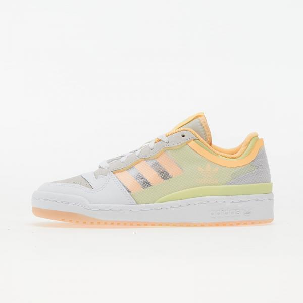 adidas Forum Low TT W Ftw White/ Yellow Tint/ Active Orange