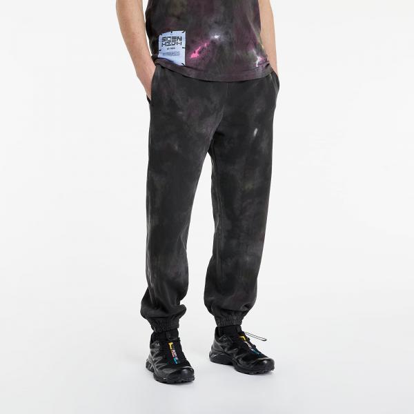 McQ Tie Dye Sweatpant Black/ Grey Mix