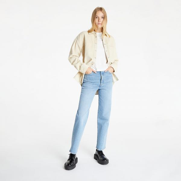 Calvin Klein Jeans Corduroy Overshirt Muslin