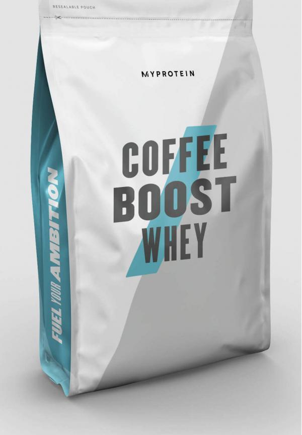 Myprotein  Coffee Boost Whey - 1kg - Iced Latte