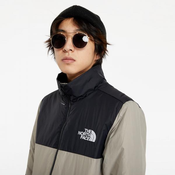 The North Face Gosei Puffer Jacket Mineral Grey