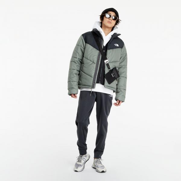 The North Face Saikuru Jacket Agave Green/ Asphalt Grey