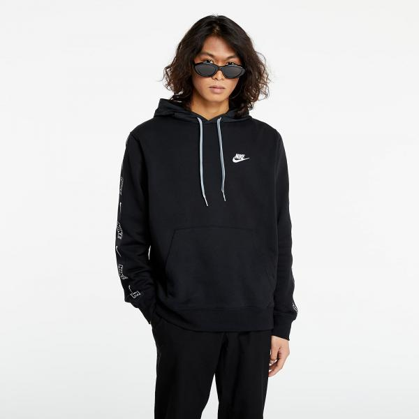 Nike Sportswear City Edition Pullover Black/ Particle Grey/ White