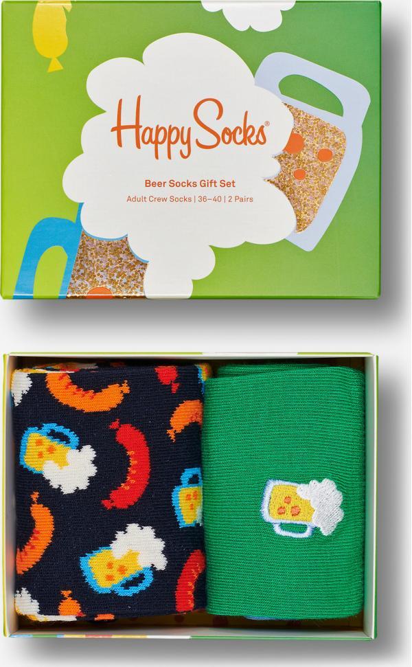 Beer Ponožky 2 páry Happy Socks