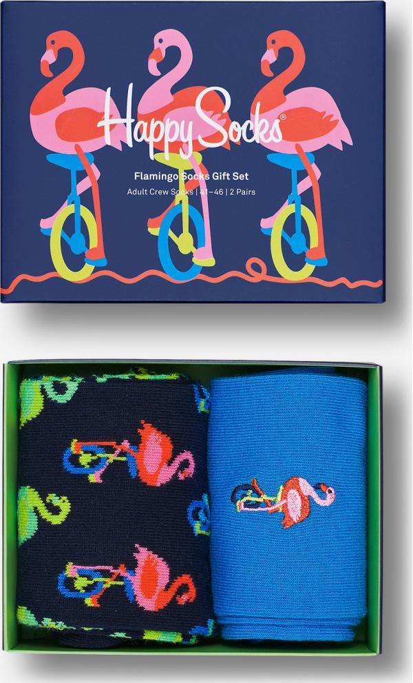 Flamingo Ponožky 2 páry Happy Socks