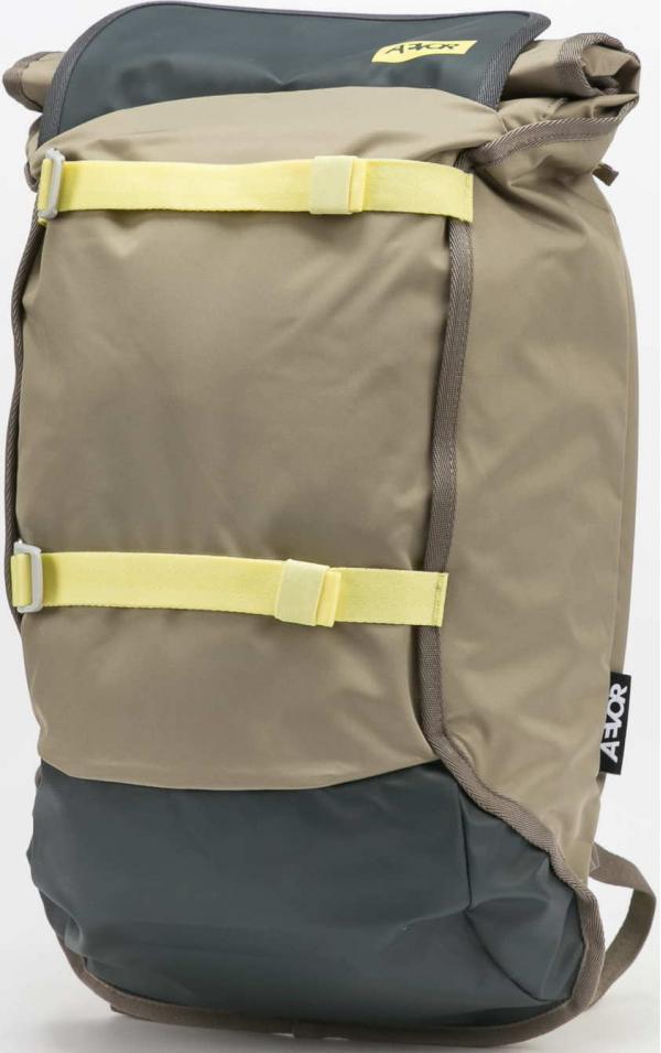 AEVOR Trip Pack khaki / černý / žlutý