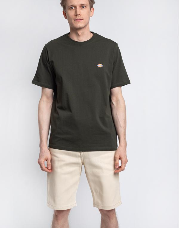 Dickies Ss Mapleton T-shirt Olive Green S
