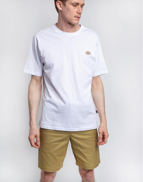 Dickies Ss Mapleton T-shirt White S