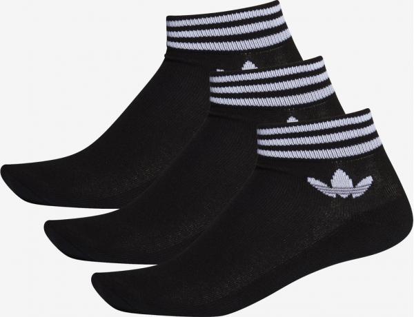 Trefoil Ankle Ponožky 3 páry adidas Originals