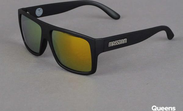 Mass DNM Icon Sunglasses černé / multicolor