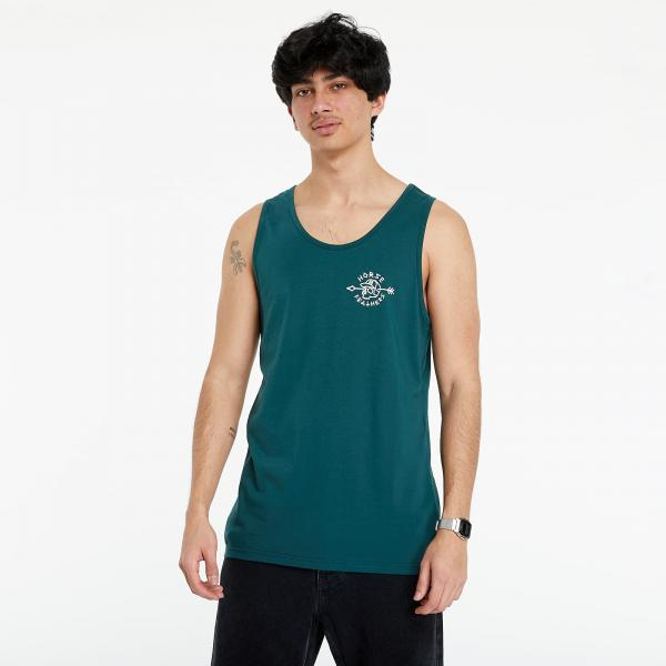 Horsefeathers Shaft Tank Top Bistro Green