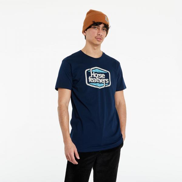Horsefeathers Cornick T-Shirt Eclipse