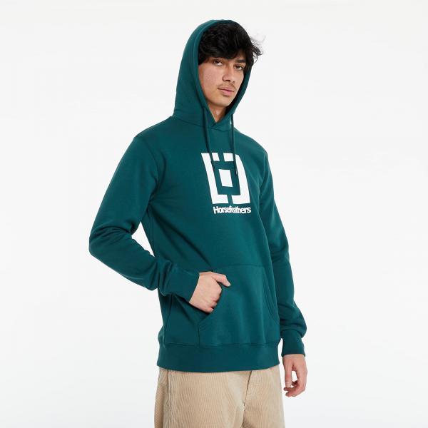 Horsefeathers Leader Sweatshirt Bistro Green