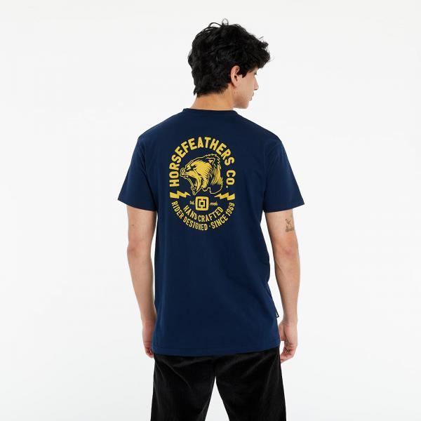Horsefeathers Fang T-Shirt Eclipse