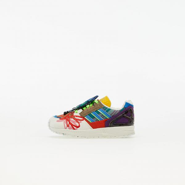 adidas x Sean Wotherspoon ZX 8000 Superearth Infant Off White/ Blue Bird/ Red