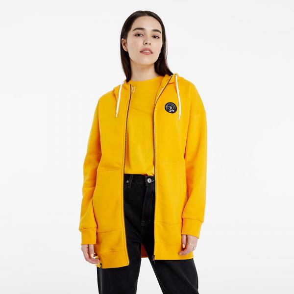 Horsefeathers Cardi Sweatshirt Citrus