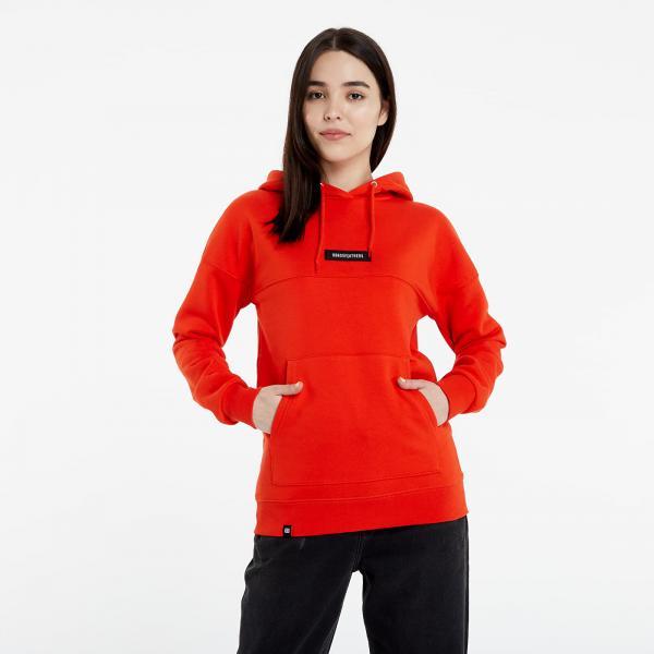 Horsefeathers Skye Sweatshirt Tomato Red