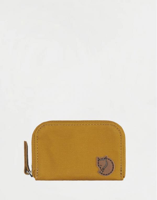 Fjällräven Zip Card Holder 166 Acorn