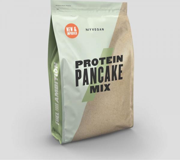 Myvegan  Proteinová směs na palačinky - 500g - Zlatý syrup
