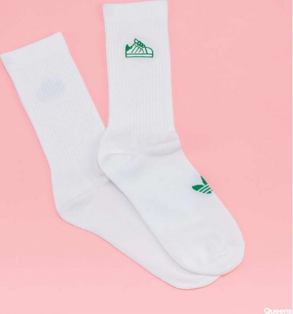 adidas Originals Stan Socks bílé