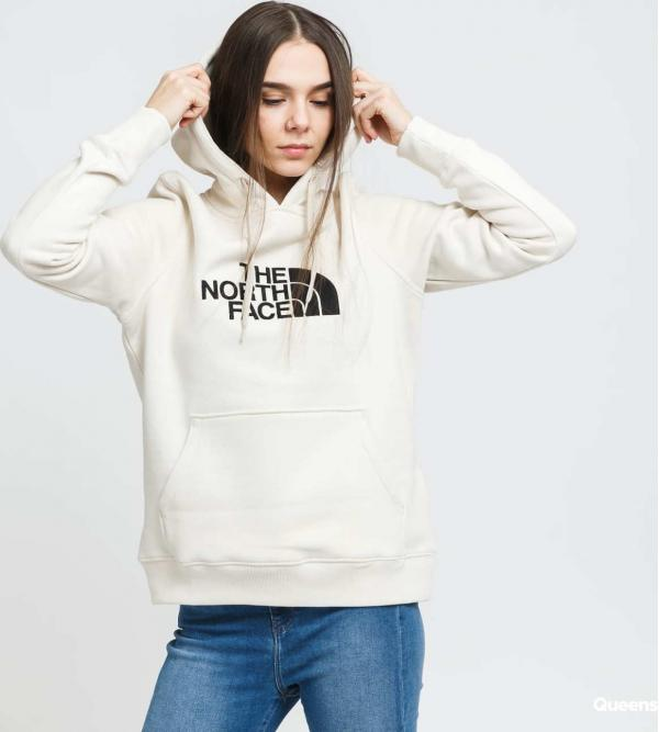 The North Face W Drew Peak Pullover Hoody krémová