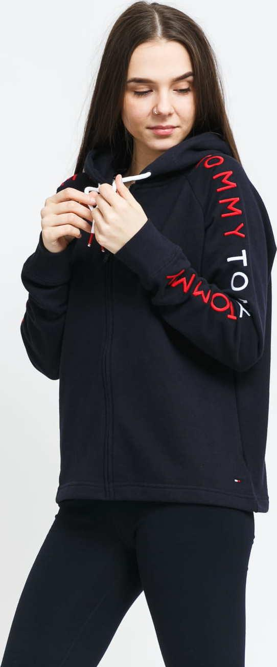 Tommy Hilfiger Zip-Thru Hoody navy