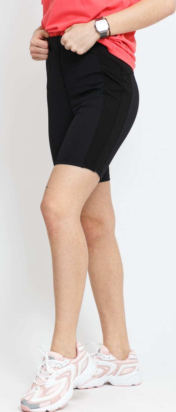 Fila Women Canika Short Leggings černé
