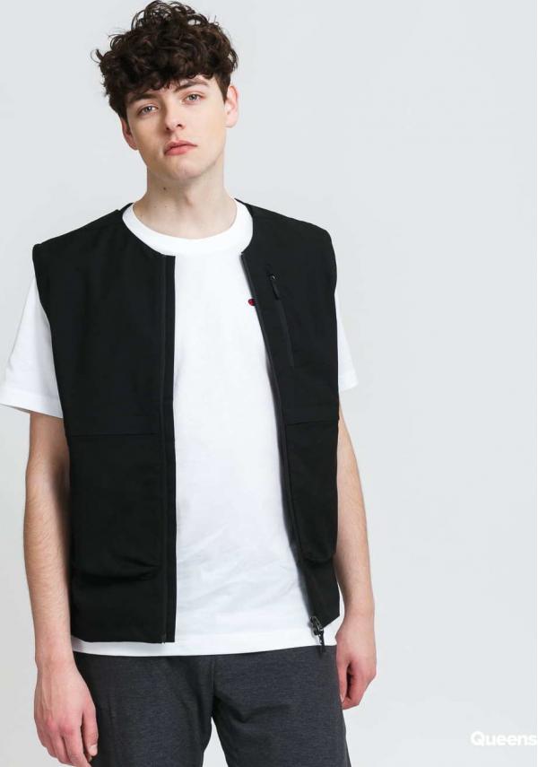 POUTNIK BY TILAK Blade Vest černá