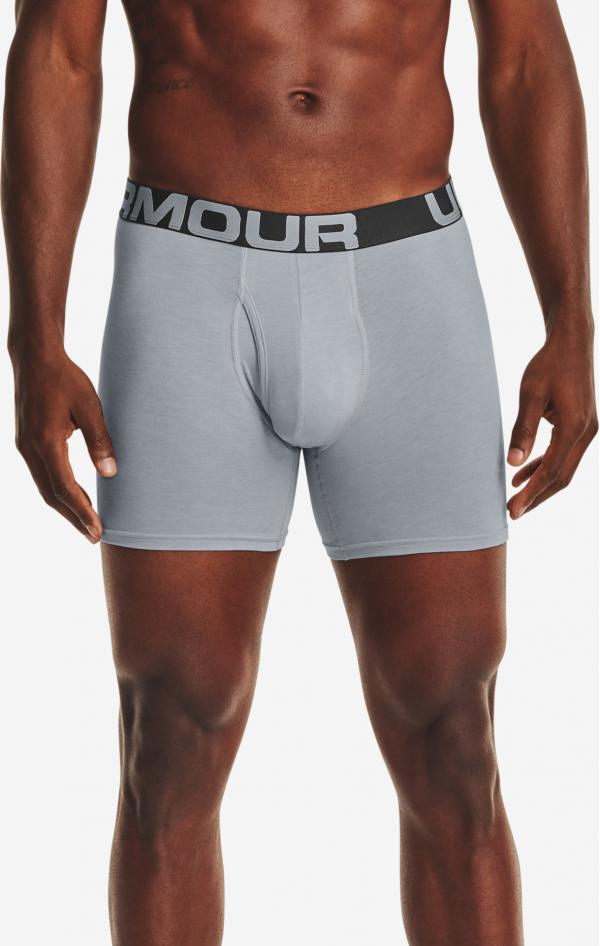 "Charged Cotton® 6"" Boxerky 3 ks Under Armour"