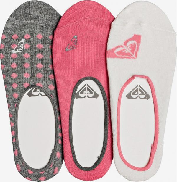 Ponožky 3 páry Roxy