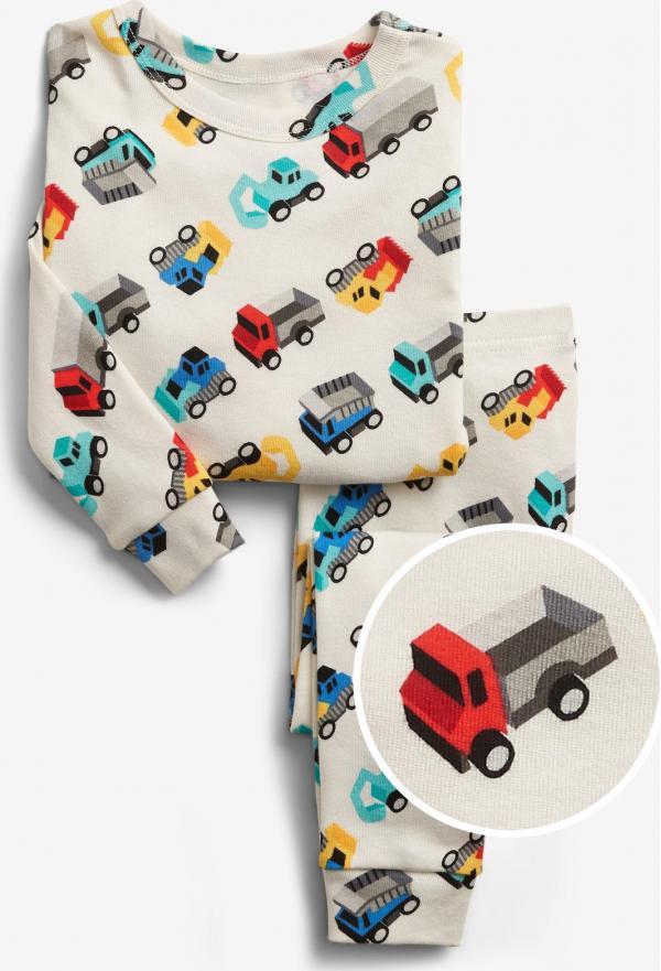 Organic Truck Graphic Pyžamo dětské GAP