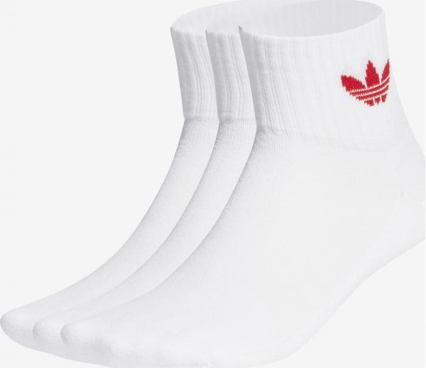 Mid-Cut Crew Ponožky 3 páry adidas Originals