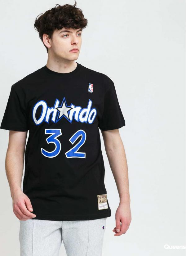Mitchell & Ness Name & Number Tee - O