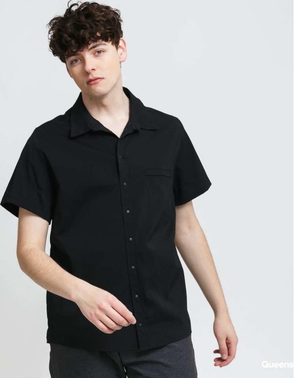 POUTNIK BY TILAK Knight Shirt černá