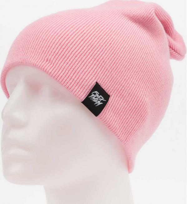 F*CK THEM 2-Style Beanie růžový
