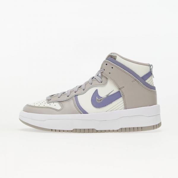Nike W Dunk Hi Up Sail/ Iron Purple-College Grey