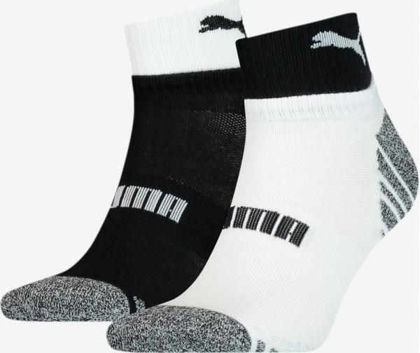 Seasonal Quarter Ponožky 2 páry Puma