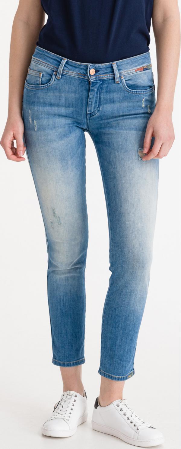 Colette Capri Jeans Salsa Jeans
