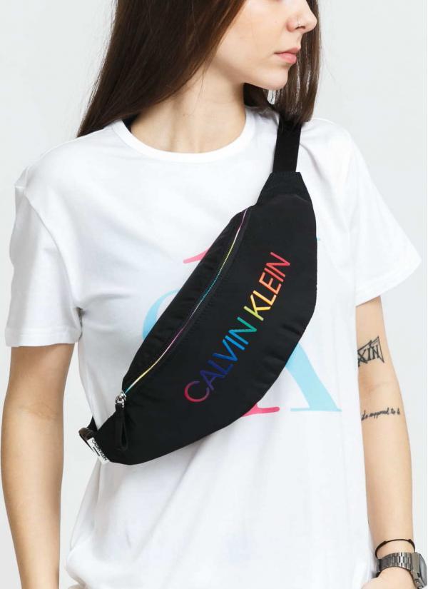 Calvin Klein Waistbag černá