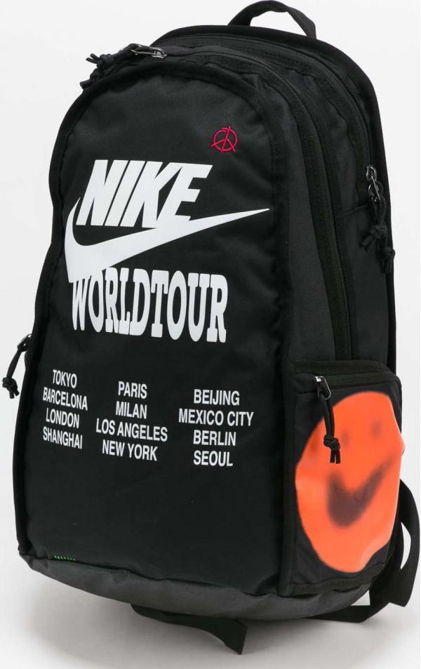 Nike NK RPM Backpack - World Tour černý