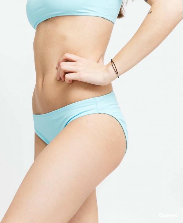 Calvin Klein Bikini - Slip světle modré