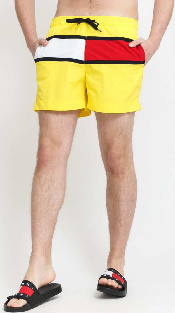 Tommy Hilfiger Medim Drawstring žluté