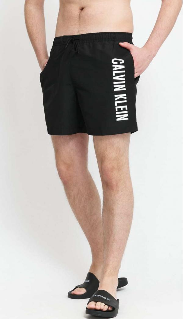 Calvin Klein Medium Drawstring černé