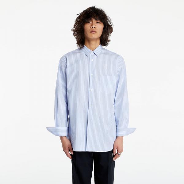 Comme des Garçons SHIRT Striped Shirt Blue
