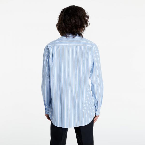 Comme des Garçons SHIRT Wide Stripe Shirt Blue