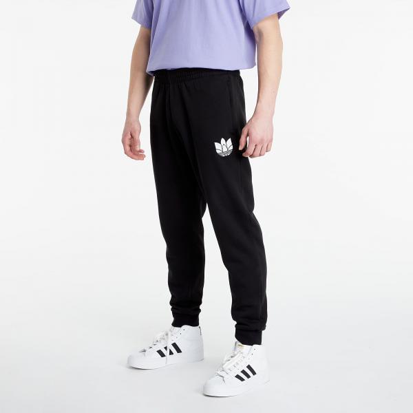 adidas 3D Trefoil Sweatpant Black