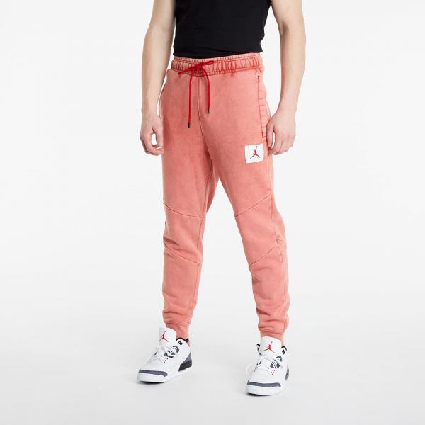 Jordan Flight Men's Fleece Pants Gym Red